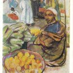 Серебрякова Зинаида Евгеньевна Торговец фруктами 150x150 - Серебрякова Зинаида Евгеньевна