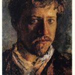 Серов Валентин Александрович Автопортрет 1 150x150 - Серов Валентин Александрович