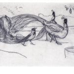 Серов Валентин Александрович Ворона в павлиньих перьях 150x150 - Серов Валентин Александрович