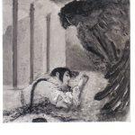 Серов Валентин Александрович Демон и Тамара 150x150 - Серов Валентин Александрович