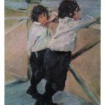 Серов Валентин Александрович Дети 150x150 - Серов Валентин Александрович