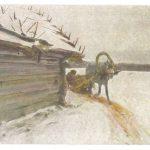 Серов Валентин Александрович Зимой 150x150 - Серов Валентин Александрович