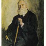 Серов Валентин Александрович Портрет Б.Н.Чичерина 150x150 - Серов Валентин Александрович