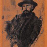 Серов Валентин Александрович Портрет В.В.Матэ 150x150 - Серов Валентин Александрович