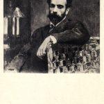 Серов Валентин Александрович Портрет И.И.Левитана 1 150x150 - Серов Валентин Александрович