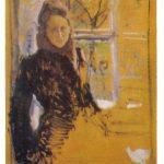 Серов Валентин Александрович Портрет О.Ф.Серовой жены художника 3 150x150 - Серов Валентин Александрович