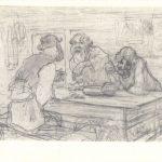 Серов Валентин Александрович Три мужика 150x150 - Серов Валентин Александрович
