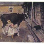 Серов Валентин Александрович Финляндский дворик 150x150 - Серов Валентин Александрович