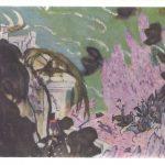 Серов Валентин Александрович Эскиз занавеса к балету Шахразада 150x150 - Серов Валентин Александрович