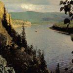 Сибирская река Лена 150x150 - Пейзажи