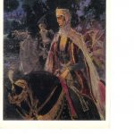 Сидамон Эристави В.В Царица Тамара 150x150 - Советские художники и зарубежья