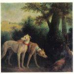 Собаки перед убитым зайцем 150x150 - Неизвестные художники
