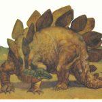 Стегозавр  150x150 - Другие животные