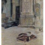 Суренянц В.Я Попранная святыня 150x150 - Советские художники и зарубежья