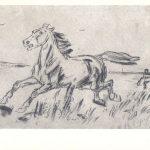 Суриков Василий Иванович Бегущая лошадь 150x150 - Суриков Василий Иванович