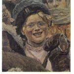 Суриков Василий Иванович Боярыня Морозова. Деталь 5 150x150 - Суриков Василий Иванович