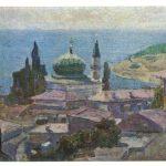 Суриков Василий Иванович Мечеть в Алупке 150x150 - Суриков Василий Иванович