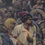 Суриков Василий Иванович Утро стрелецкой казни. Фрагмент 6 150x150 - Суриков Василий Иванович