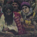 Суриков Василий Иванович Утро стрелецкой казни. Фрагмент 7 150x150 - Суриков Василий Иванович