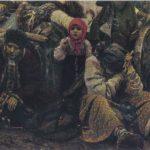 Суриков Василий Иванович Утро стрелецкой казни. Фрагмент 8 150x150 - Суриков Василий Иванович