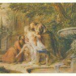 Сусанна и старцы 150x150 - Неизвестные художники