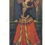 Танцовщица 150x150 - Неизвестные художники