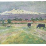 Татевосян Е.М Арагац 150x150 - Советские художники и зарубежья