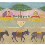 Татевосян О.К Везут дыни 150x150 - Советские художники и зарубежья
