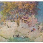 Татевосян О.К Весна. Уголок в Ташкенте 150x150 - Советские художники и зарубежья