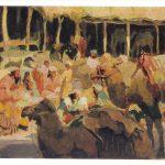 Татевосян О.К Караван сарай 150x150 - Советские художники и зарубежья