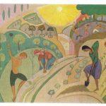 Татевосян О.К Коммуна учащихся 150x150 - Советские художники и зарубежья