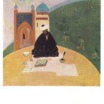 Татевосян О.К Писец талисманов 150x150 - Советские художники и зарубежья