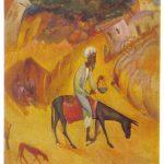 Татевосян О.К Старый Самарканд 150x150 - Советские художники и зарубежья