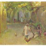 Татевосян О.К Узбекский дворик 150x150 - Советские художники и зарубежья