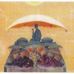 Татевосян О.К Фруктовая палатка 150x150 - Советские художники и зарубежья