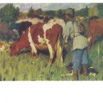 Тер Миносян Х.Д Стадо 150x150 - Советские художники и зарубежья