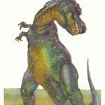 Тиранозавр  150x150 - Другие животные