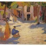 Тоидзе М.И Уголок Тбилиси 1 150x150 - Советские художники и зарубежья