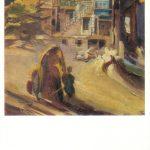 Тоидзе М.И Уголок Тбилиси 2 150x150 - Советские художники и зарубежья