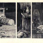 Три фрагмента картин из ГТГ 150x150 - Неизвестные художники