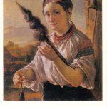 Тропинин Василий Андреевич Пряха 2 150x150 - Тропинин Василий Андреевич