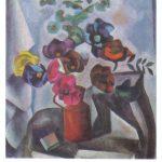Фальк Роберт Рафаилович Бумажные цветы 150x150 - Фальк Роберт Рафаилович
