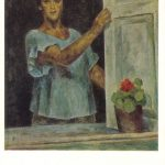 Фальк Роберт Рафаилович Девушка у окна 150x150 - Фальк Роберт Рафаилович
