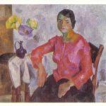 Фальк Роберт Рафаилович Женский портрет 2 150x150 - Фальк Роберт Рафаилович