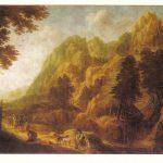 Фантастический пейзаж 150x150 - Неизвестные художники