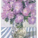 Хризантемы 1 150x150 - Неизвестные художники