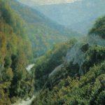 Чечено Ингушская АССР. Ущелье реки Аргун 150x150 - Пейзажи