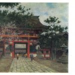 Щербаков Борис Валентинович Храм восьми ступеней в Киото. Япония 150x150 - Щербаков Борис Валентинович