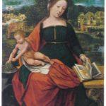 мадонна с младенцем 2 150x150 - Неизвестные художники